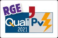 logo QualiPV 2021 RGE png